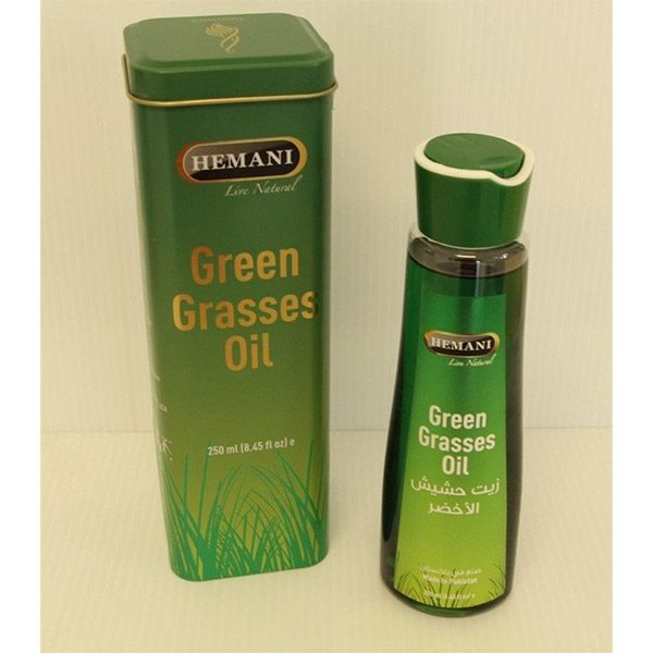 Green Grass oil